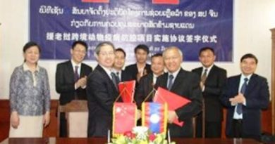 China grants control animal diseases across borders